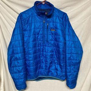 Patagonia Nano Puff Pullover Jacket sz M